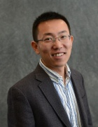 Liang Feng, assistant professor of electrical engineering.