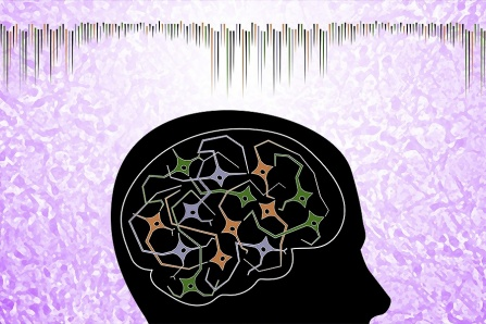 Conceptual illustration of Parkinson's research