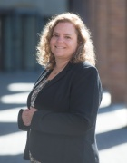Gretchen Ely, associate professor of social work