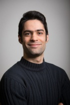 Head shot of University at Buffalo PhD candidate Parham Rohani.