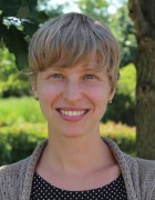 Head shot of Zoé Hamstead, PhD, assistant professor of environmental planning, University at Buffalo.