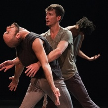 "Kimberly Bartosik will focus on the development of her choreographic project with the working title ""I hunger for you (1-2)""."