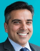 Headshot of Irfan Khan, founder and CEO of Circuit Clinical.