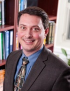 Portrait of UB researcher Gregory Homish.