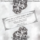 "Playbill cover for ""Topsy Turvey World"" show."