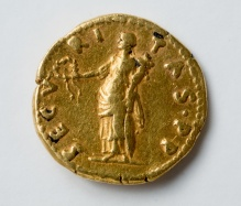 Coin of Otho.