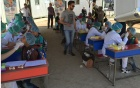 Shibly continues work in refugee camps