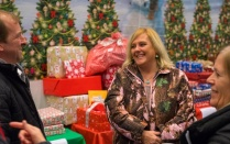 Adopt-A-Family makes the holidays brighter