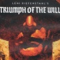 "Movie poster for Leni Riefenstahl's 1935 movie, ""Triumph of the Will."""