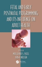 Book cover: Fetal and Early Postnatal Programming and its Influence on Adult Health""