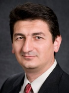 headshot of Tevfik Kosar.
