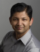 headshot of Karthik Dantu.