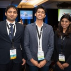 The winning UB School of Management team at the 2019 Global Analytics Competition in Washington, D.C.