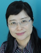 Portrait of UB researcher Ying Xu.