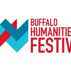 Buffalo Humanities Festival, 2019 logo.