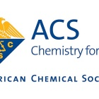 "American Chemical Society logo including the tag line, ""Chemistry for Life.""."