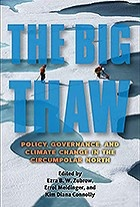 "Cover art of the book, ""The Big Thaw.""."