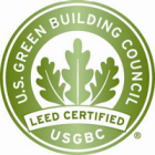 LEED Certified Building.