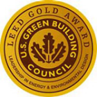 LEED Gold Certification.