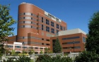 Photo of the Roswell Park Cancer Institute building.