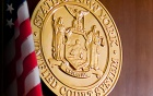 The New York State Unifed Court System seal