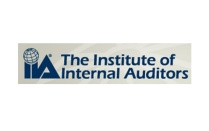 logo for The Institute of Internal Auditors.