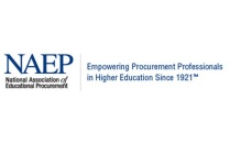 logo for National Association of Educational Procurement.