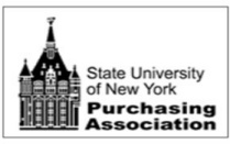 logo for SUNY Purchasing Association.
