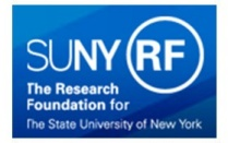 logo for Research Foundation for SUNY.
