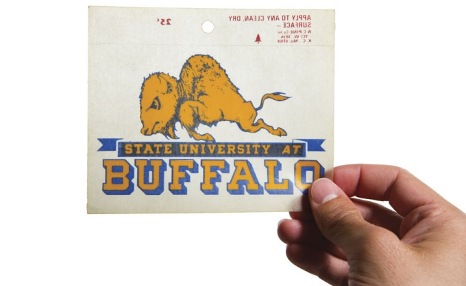 """Vintage"" UB Decal"