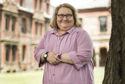 Sharon Salzberg in Cambridge, Mass.