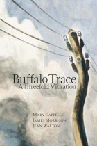 "book cover of ""Buffalo Trace: A Threefold Vibration"""