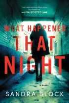 "Cover of ""What Happened That Night""."
