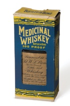During Prohibition, physicians could still prescribe medicinal alcohol.