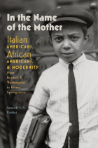 In the Name of the Mother: Italian Americans, African Americans, & Modernity from Booker T. Washington to Bruce Springsteen