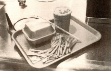 Hamburger circa 1970s