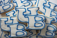 Photo of the UB cookie