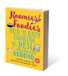 Book cover for Roomies/Foodies: Fun 'n Easy Cooking for Desi Students Abroad