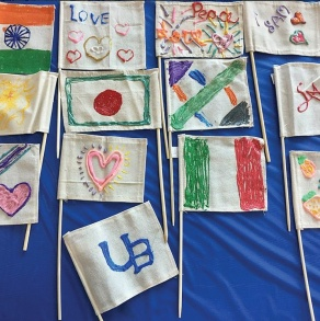 Celebrating Diversity Day at the World Bazaar