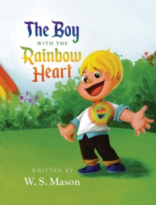 Cover of The Boy With the Rainbow Heart