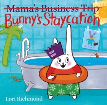 Cover of Bunny's Staycation