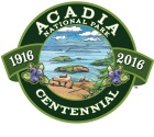 Acadia national park logo
