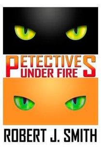 Book cover of Petectives: Under Fire