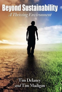 Book cover of Beyond Sustainability: A Thriving Environment