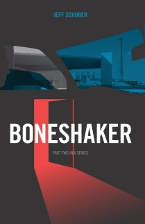 Book cover of Boneshaker