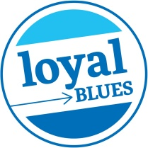 Loyal Blue logo.