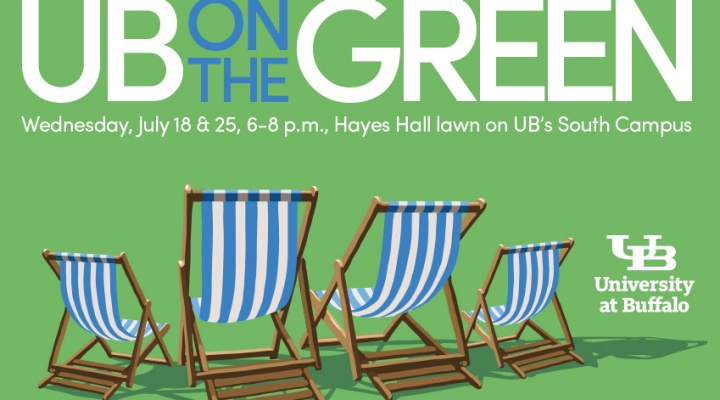 ub on the green