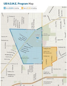ub home properties map