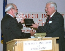 Howard T. Blane, PhD and Cedric Smith, MD.