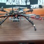 UAV designed by student.
